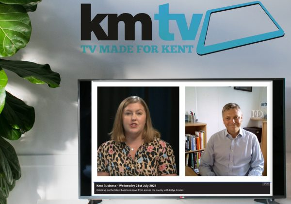 Guest appearance on KMTV by Steve Hodges