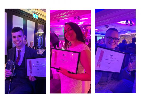 It's the Triple for Astro at Industry Awards